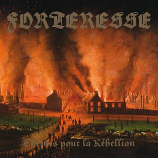FORTERESSE - Thèmes pour la Rébellion, LP