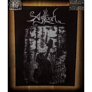 AGALLOCH - Wilderness, Backpatch
