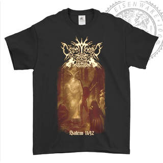 CEREMONIAL CASTINGS - Salem 1692 (MMXX), T-Shirt