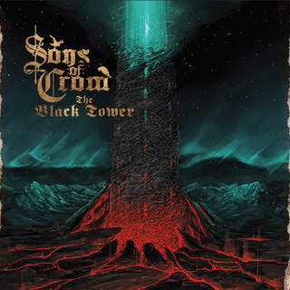 SONS OF CROM - The Black Tower, LP