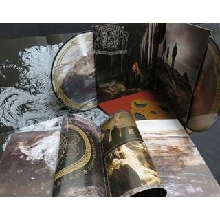 AGALLOCH - The Serpent & The Sphere, Picture DLP