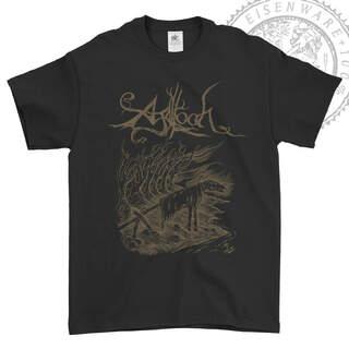 AGALLOCH - Black Lake Nidstang, T-Shirt