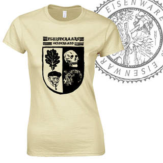 FLUISTERAARS - Gelderland, Ladies shirt (sand)