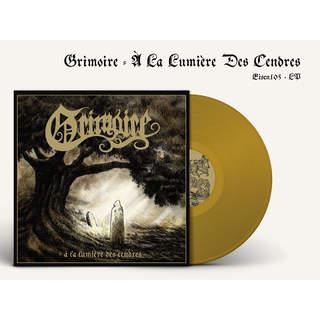 GRIMOIRE - À La Lumière Des Cendres, LP