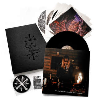 UNGFELL - Es grauet, LP+CD (Deluxe Hardcover Edition)