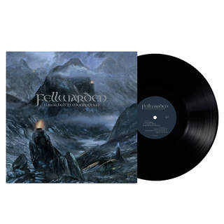 FELLWARDEN - Wreathed in Mourncloud, LP (Black)
