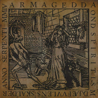 ARMAGEDDA – Ond Spiritism, CD