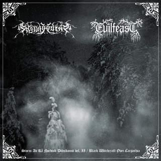 EVILFEAST / GNIPAHÅLAN - Split, CD