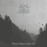 TOTAL HATE - Throne Behind A Black Veil, CD