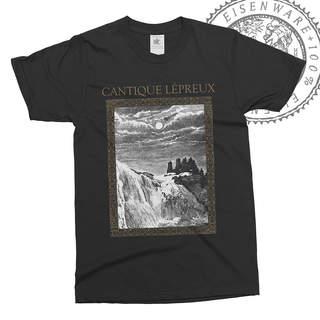 CANTIQUE LÉPREUX - L'enfer froid, T-Shirt