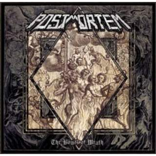 POSTMORTEM - The Bowls Of Wrath, CD