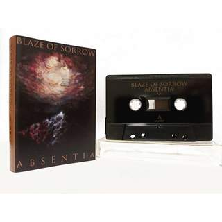 BLAZE OF SORROW - Absentia, Tape