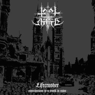 TOTAL HATE - Lifecrusher...Contributions to a world in ruins, Ltd. SlipcaseCD