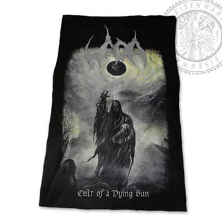 UADA - Cult of a Dying Sun, Backpatch (Printed)
