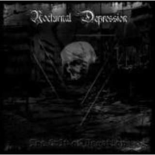 NOCTURNAL DEPRESSION - The Cult of Negation, CD
