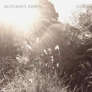 AUTUMN'S DAWN – Gone, CD