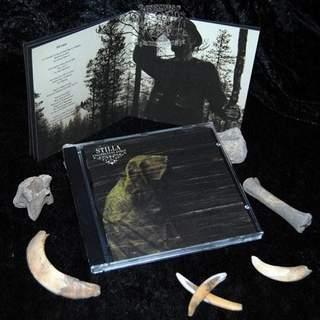 STILLA - Ensamhetens Andar, CD