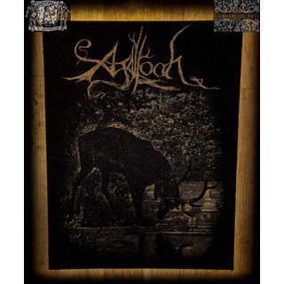 AGALLOCH - Of Stone, Wind, and Pillor, Backpatch