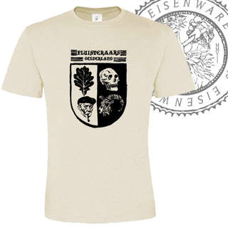 FLUISTERAARS - Gelderland, T-Shirt (natur)
