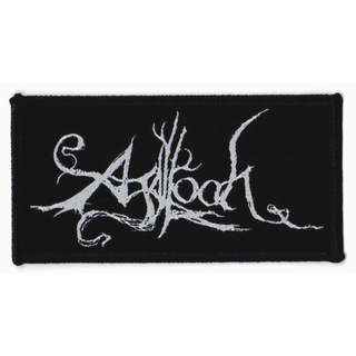 AGALLOCH - Logo, Patch