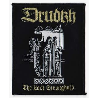 DRUDKH - The Last Stronghold, Patch