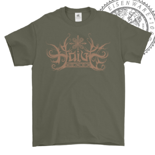 HAIVE - Ihastu Jumalten Ilma!, T-Shirt (khaki)