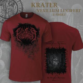 KRATER - Vexillum Luciferi, T-Shirt