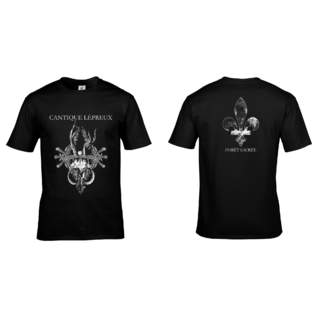 CANTIQUE LÉPREUX - Forêt sacrée, T-Shirt