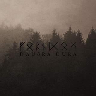 FORNDOM - Daudra Dura, CD