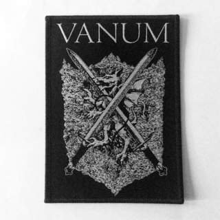 VANUM - Shield, Patch