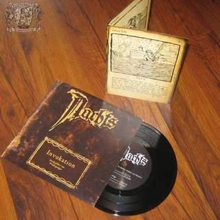 """NACHTS - Invokation, 7""""EP"""