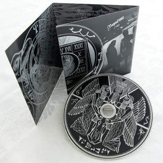 NAZXUL - Totem, CD