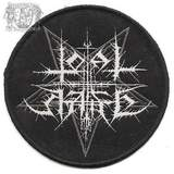 TOTAL HATE - Logo (round), Patch