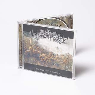 NECHOCHWEN - Heart of Akamon, CD