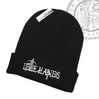 IDLE HANDS - Logo, Beanie