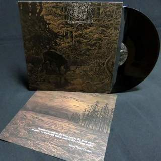 AGALLOCH - Of Stone, Wind, & Pillor, LP