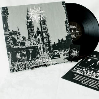 TOTAL HATE - Lifecrusher - Contributions to a world in ruins, LP