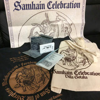 SAMHAIN CELEBRATION - MMXVII, Merch bundle 1