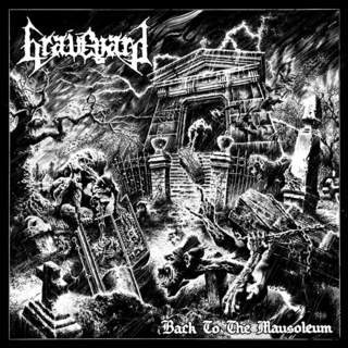 GRAVEYARD (Esp) - Back to the Mausoleum, MCD