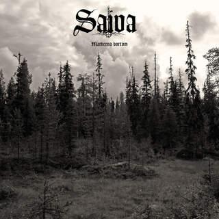 SAIVA - Markerna bortom, LP