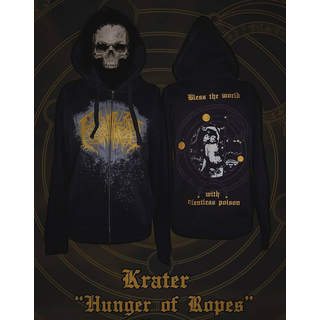 KRATER - Hunger of Ropes, Zip-Hood