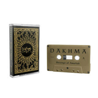 DAKHMA - Blessings of Amurdad, MC (Gold)
